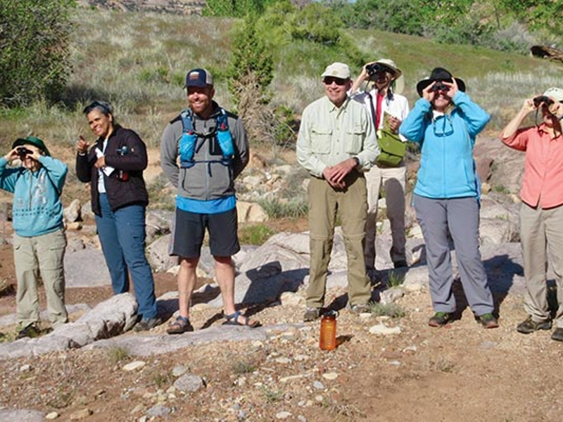 Colorado Canyons Association summer adventure trips