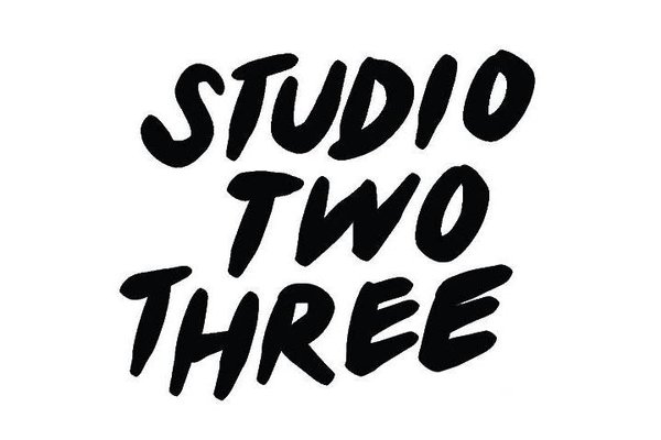 Studio Two Three logo
