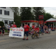 Room To Grow Preschool marches in the Memorial Day Parade.