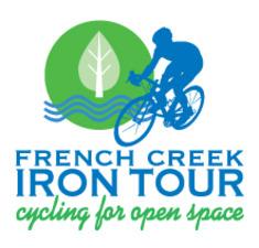 Medium iron tour logo