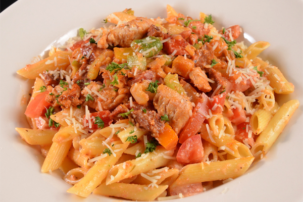 Pasta Jambalaya - Photo by Dante Fontana © Style Media Group