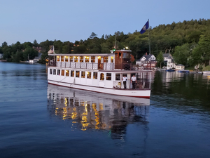 Photo from Sunapee Cruise Facebook Page