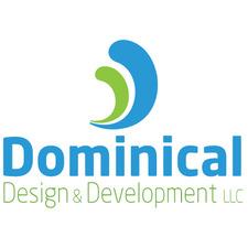 Medium dominical design square logo