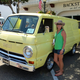 Jill Sheets recognized this van from her camping days as a kid.