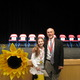 6th Grade Winner: Rhiannon Leslie with Dr. O'Connor