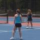 Kylie Sedgewick and Lauren Joseph won the Women's Doubles title.