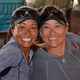 Cindy Juncal and Izumi
