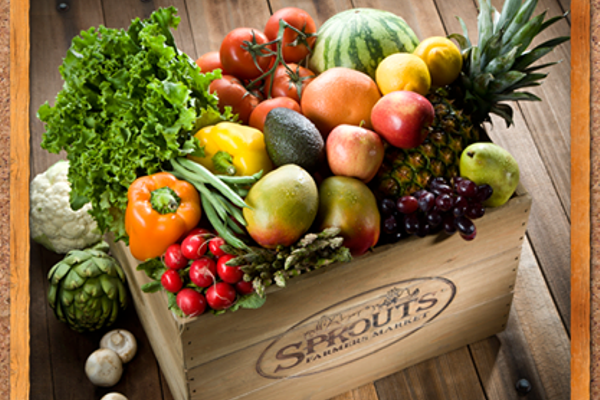 Sprouts Healthy Box