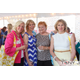 Veronica Tovey, Cathy Belcher, Barbara Yannon, and Scarlet Greeting