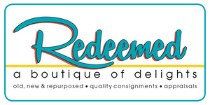 Medium redeemed store sign