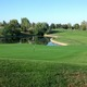 A Look Back at the 18th Green at Wildhawk Golf Club
