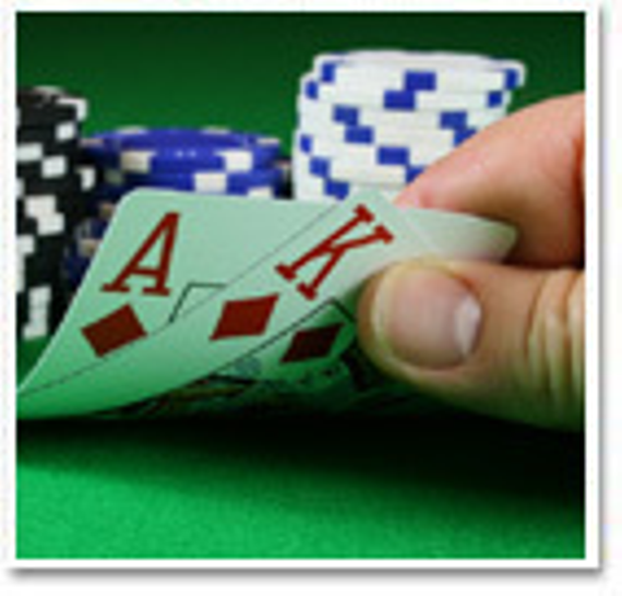 Holdem poker cards