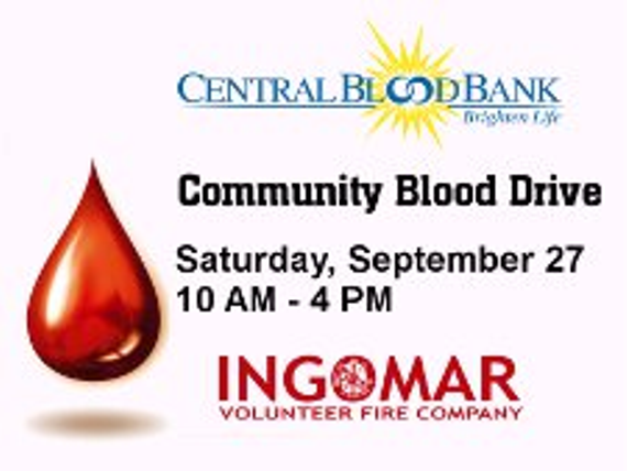 Blood drive web
