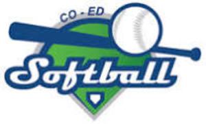 Medium co ed softball