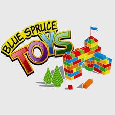 Medium blue spruce toys final 2 square