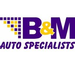 Medium b m auto specialists
